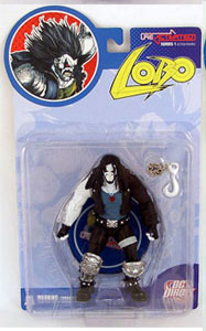 Reactivated: Lobo - NON MINT PACKAGING