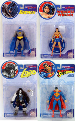 DC Direct Reactivated - Set of 4