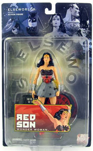 Red Son - Wonder Woman