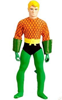 DC Super Heroes Retro-Action - Aquaman