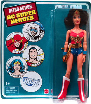 DC Super Heroes Retro-Action - Wonder Woman