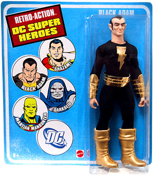 DC Super Heroes Retro-Action - Black Adam