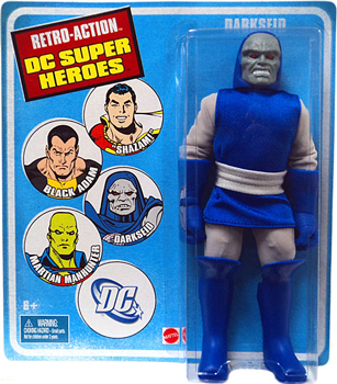 DC Super Heroes Retro-Action - Darkseid