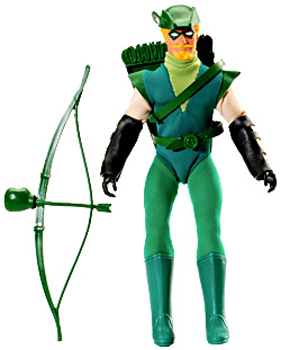 DC Super Heroes Retro-Action - Green Arrow