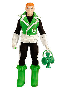 DC Super Heroes Retro-Action - Green Lantern Guy Gardner