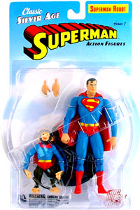 Silver Age: Superman Robot