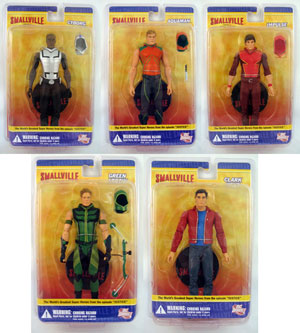 Smallville - Series 2 Set of 5