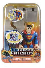 DC Super Friends - Superman Blue Costume