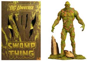 DC Universe SDCC 2011 - Swamp Thing