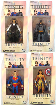 Trinity - Series 1 Set of 4