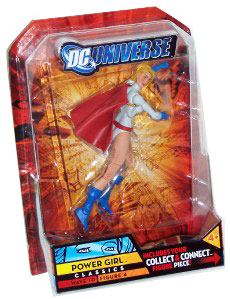 DC Universe - Power Girl