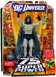 DC Universe - The Spectre Glow In The Dark