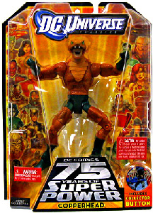 DC Universe - Copperhead