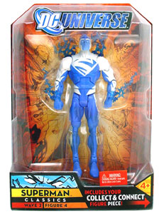 DC Universe - Blue Superman