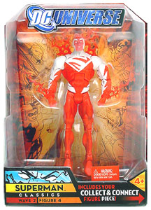DC Universe - Red Superman