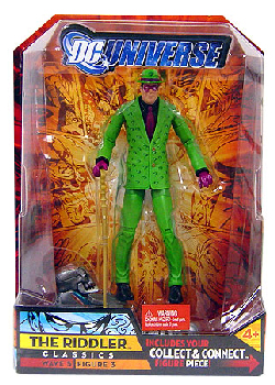 DC Universe - Series 5 - The Riddler