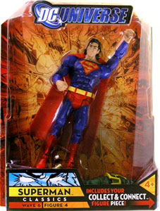 DC Universe - Superman Series 6 With Mullet