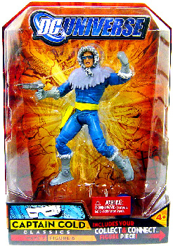 DC Universe - Captain Cold