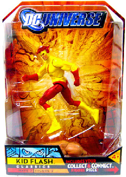 DC Universe - Kid Flash