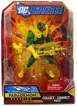 DC Universe - Parademon Yellow