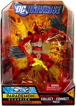 DC Universe - Parademon Red