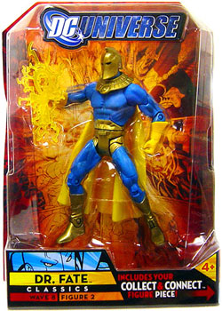 DC Universe - Dr Fate - Golden