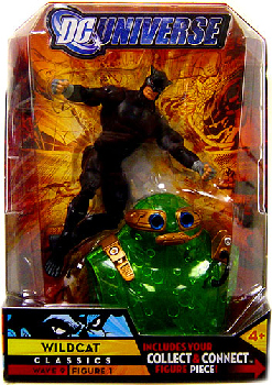 DC Universe - Wildcat Black Regular
