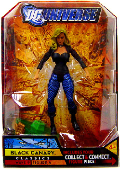 DC Universe - Black Canary