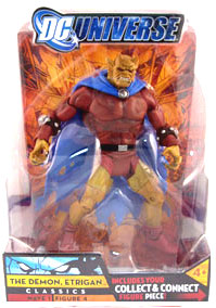 DC Universe - Demon Etrigan