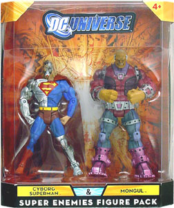 DC Universe - Cyborg Superman and Mongul