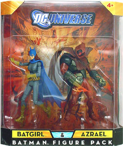 DC Universe - Batgirl and Azrael