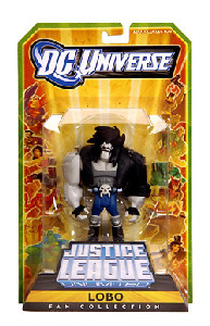 DC Universe - Justice League Unlimited: Fan Collection - Exclusive Lobo