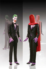 Unmasked - Red Hood _ Joker