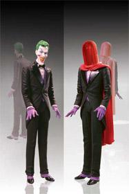 Unmasked - Red Hood _ Joker