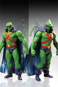 Unmasked - Martian Manhunter
