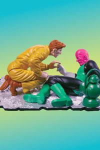 Who Who DC Universe Mystery Box Series 1: Green Lantern Loose