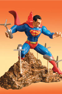 Who Who DC Universe Mystery Box Series 1 Superman Loose: