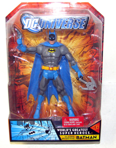 DC Universe World Greatest Super Heroes - Batman