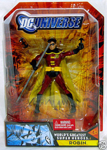 DC Universe World Greatest Super Heroes - Robin