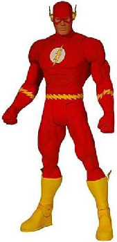 DC Universe World Greatest Super Heroes - The Flash