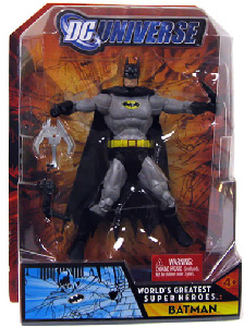 DC Universe World Greatest Super Heroes - Grey Batman