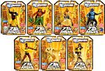 DC Universe Series 14 Exclusive Set of 7 [Build Ultra Humanite]