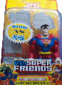 DC Super Friends - Superman Blue and Red Arm Costume