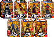 DC Universe - Series 12 Set of 7 - Build DARKSEID