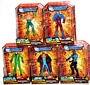 DC Universe Series 5 - Set of 5 [Build Metallo]