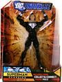 DC Universe - Superman Series 6 With Mullet BLACK SUIT
