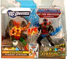 DC Universe VS Masters Of The Universe - Hawkman VS Stratos