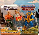 DC Universe VS Masters Of The Universe - Aquaman vs Mer-Man