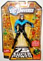 DC Universe World Greatest Super Heroes - Nightwing with Collector Pin