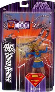 DC Superheroes - Supergirl Series 5[RANDOM SUIT]